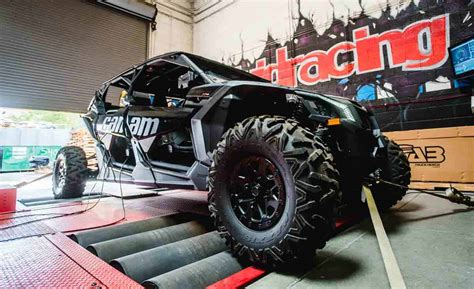 Vivid Racing Draws the Ponies Out of the New 2018 Can-Am